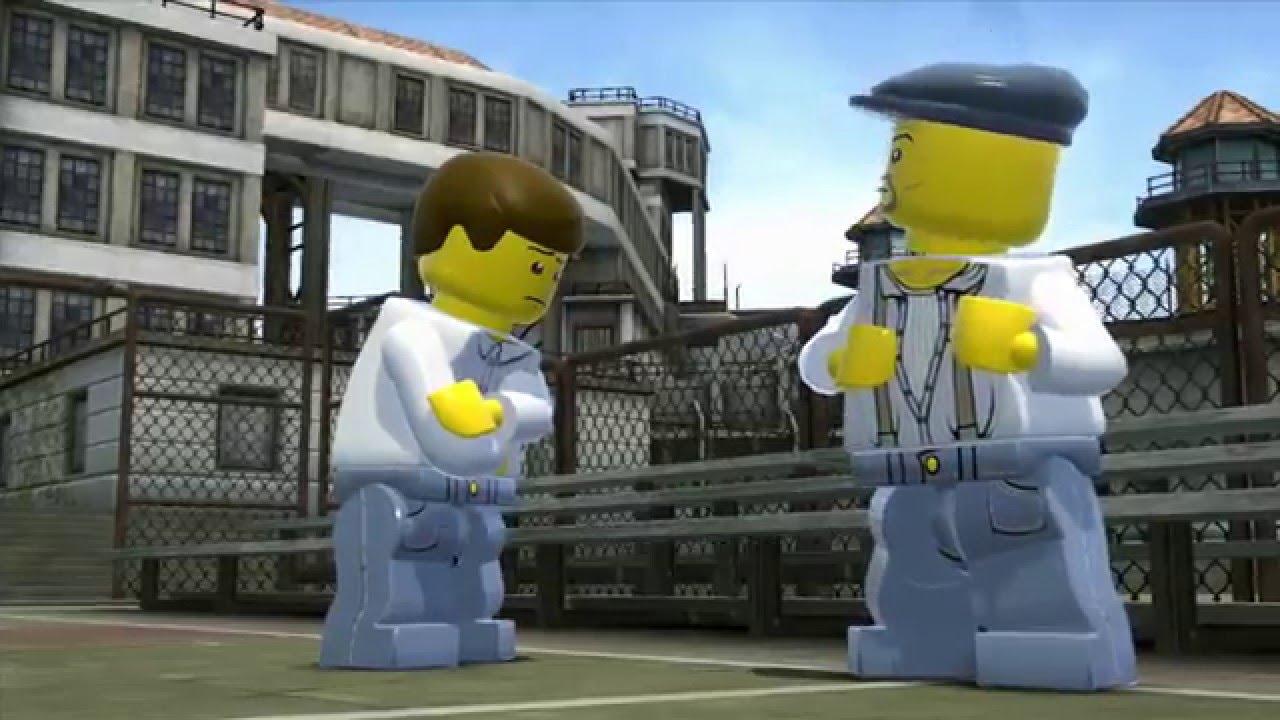 Lego City Albatross Island