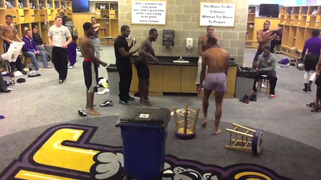 JMU Football Harlem Shake