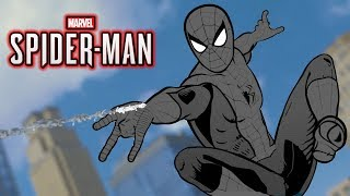 Spider-Man Ps4 - The Symbiote Suit