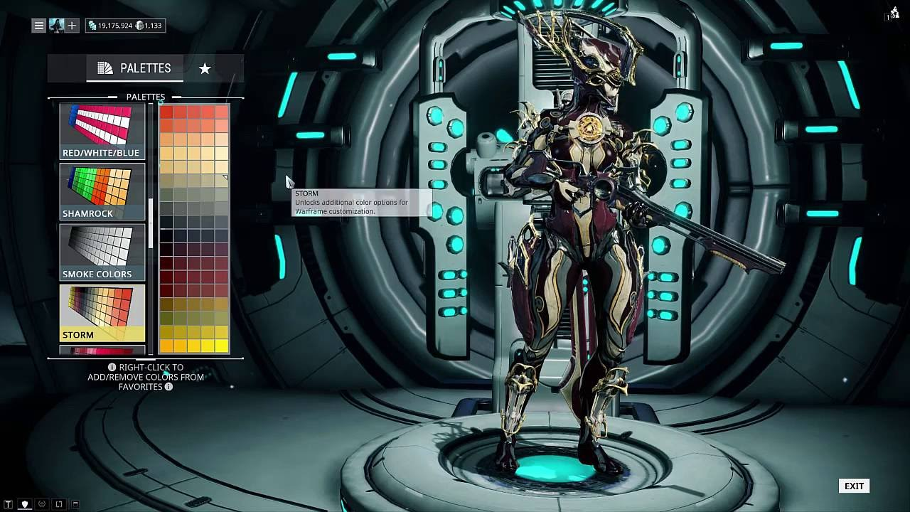 warframe how to get nyx prime parts