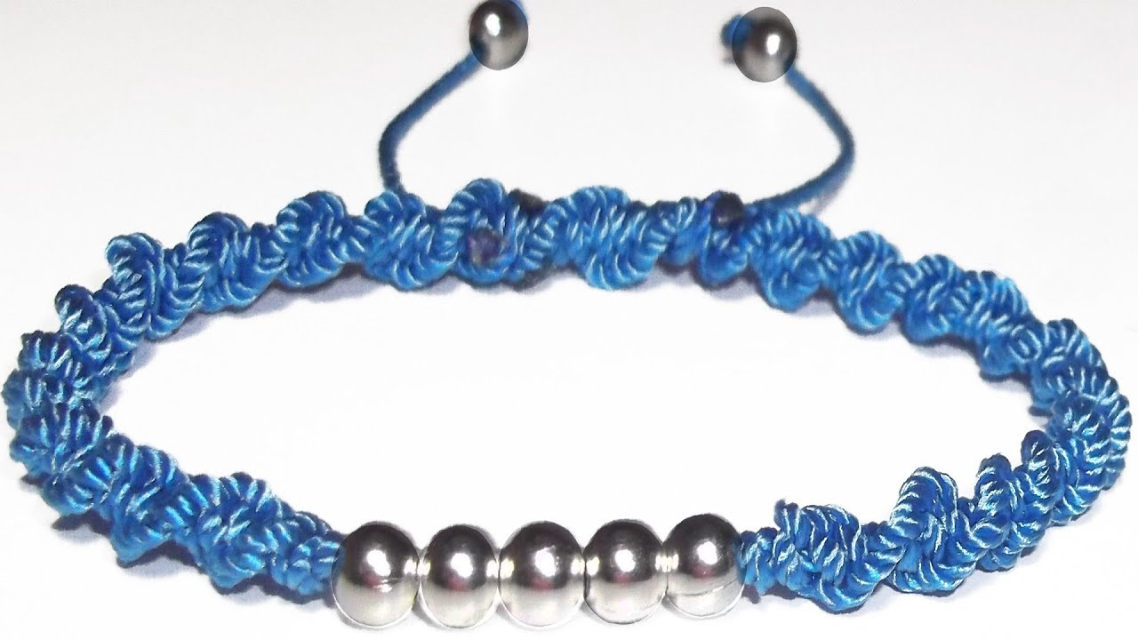 bracelets � how to make bracelets with thread and beads