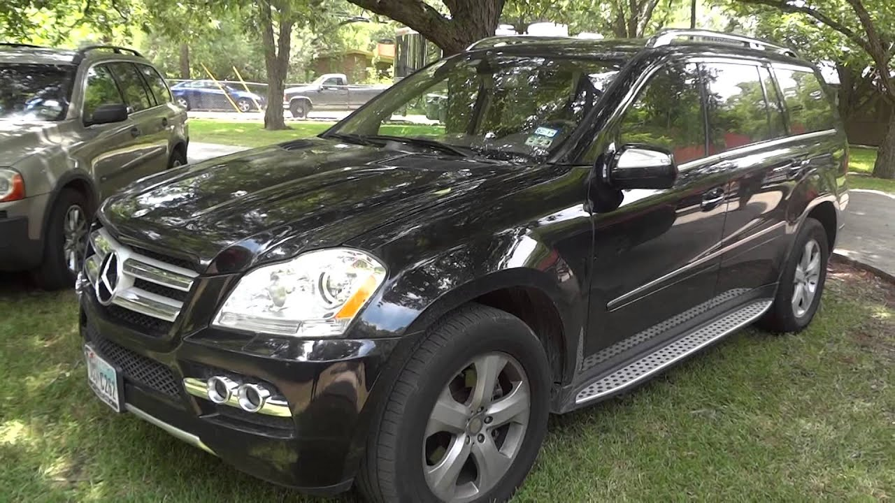 2010 mercedes benz gl450 review