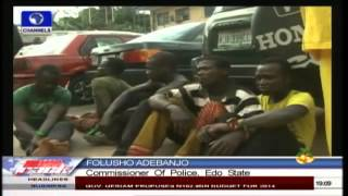 Police In Edo State Kill 2 Suspected Kidnappers, Arrest 6