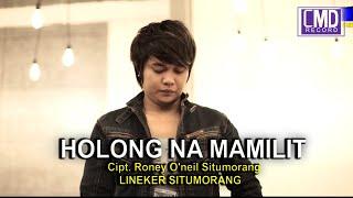 LINEKER SITUMORANG - HOLONG NA MAMILIT [Official Music Video CMD RECORD]