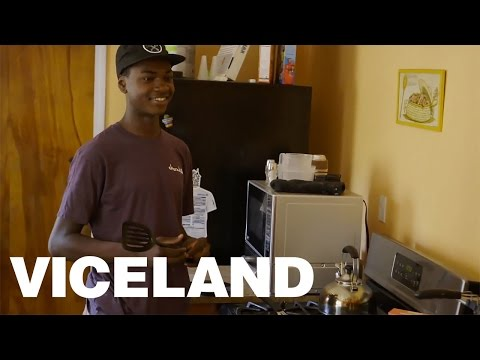 At Home With Johnny Jones Making Pancakes: KING OF THE ROAD