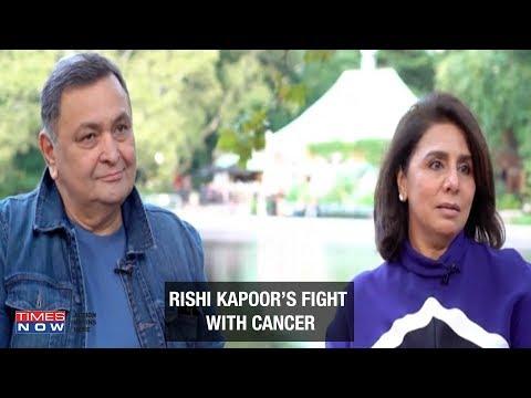 Neetu Kapoor & Rishi Kapoor speak on Rishi's fight with cancer   EXCLUSIVE Interview