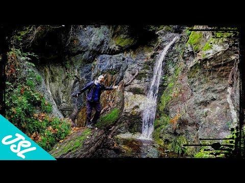 The Best Waterfall You've NEVER Heard of - Glen Canyon Falls