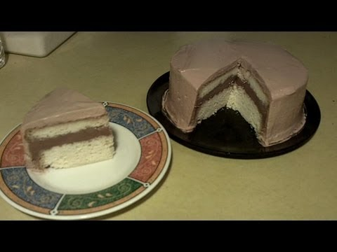 How to make a simple ice cream cake youtube how to make a simple ice cream cake ccuart Gallery
