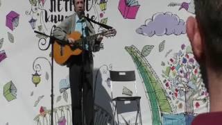 Евгений Пальцев - Памятник (Книжные Аллеи, 10.06.2017)