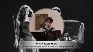 Muzant : Vivaldi, Galliano en Dierckx