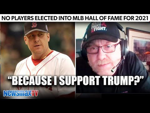 I'm just done with this process | Curt Schilling on HOF voters