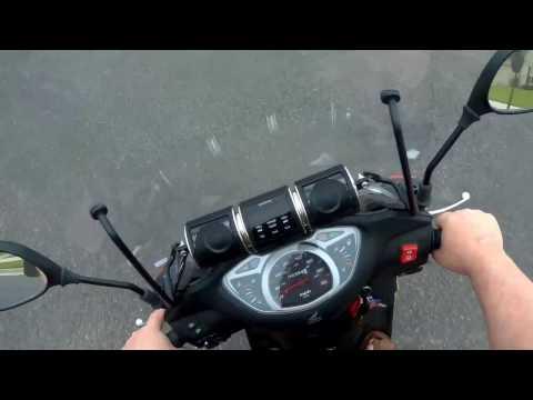 Motorcycle Radio Speakers Install