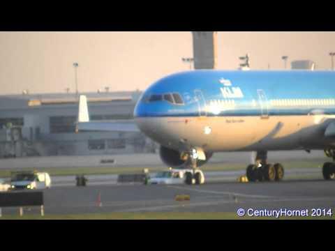 LAST FLIGHT: KLM McDonnell Douglas MD-11 @ Toronto Pearson Int