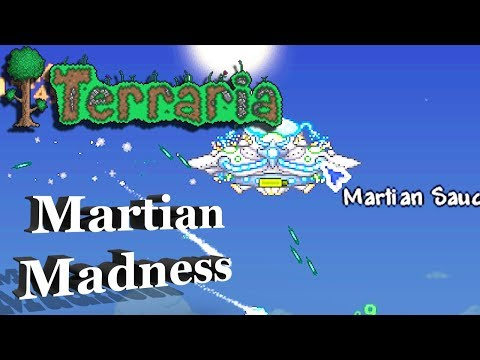 How to Defeat the Martian Madness Event - Terraria Helping Hand