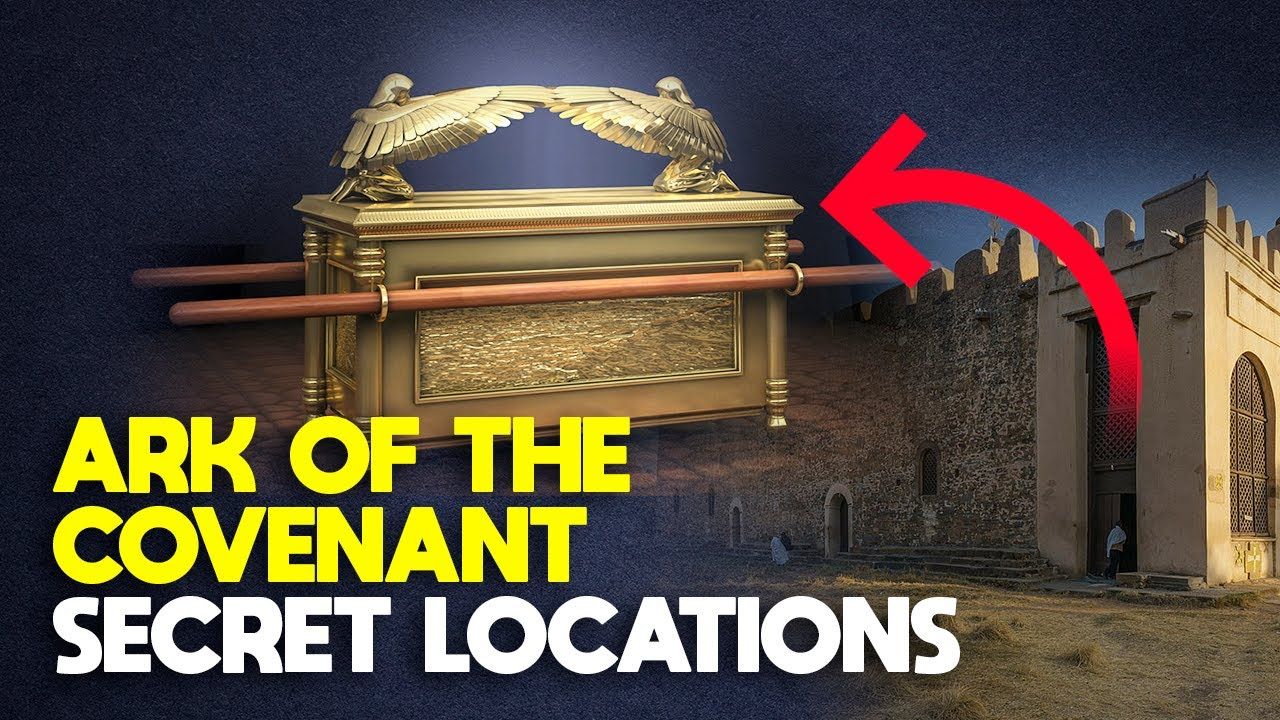 6 Secret Locations of the Ark of the Covenant | Places the Ark of the Covenant can be Found