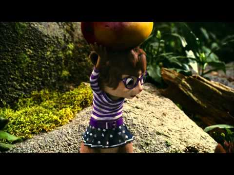 Alvin et les Chipmunks 3  Featurette