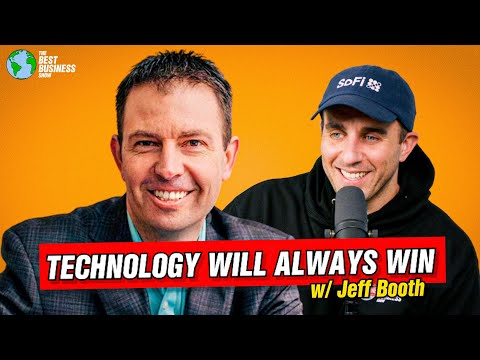 Central Banks Are Trapped Vs New Technology: Jeff Booth: Full Interview