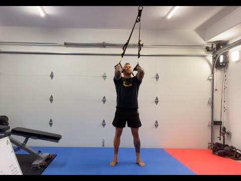 TRX Live   MMA Style Conditioning   Encore   Rob Mccullough