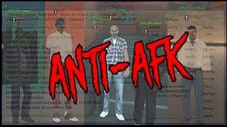 [CLEO] Anti-AFK Para Servidores De RPG - [SAMP] • UPE MAIS RAPIDO