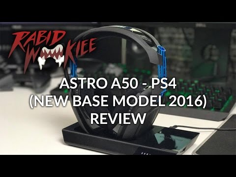 REVIEW *NEW 2016* Astro A50 PS4/PC