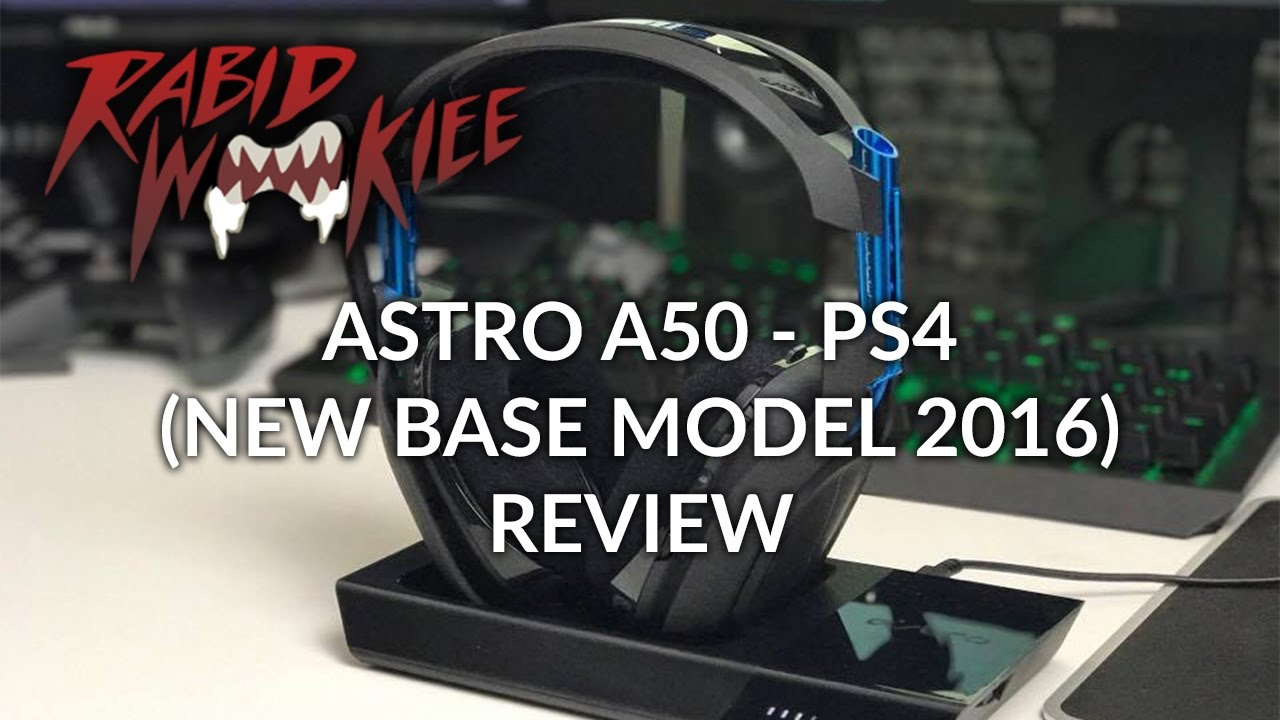 how to use astro a50 on ps4