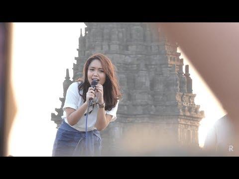 Hivi! - Orang Ketiga @ Prambanan Jazz 2017