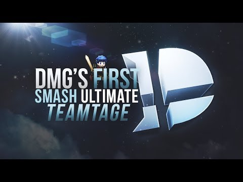 DMG WEEK 1 TEAMTAGE - Smash Bros. Ultimate