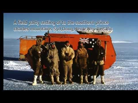 Mawson - 1960 Australian Expedition Antarctica