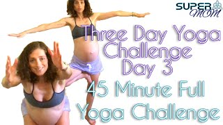 Video 3 Day Yoga Challenge: Day 3 The Full Flow To Strength To Balance Workout download MP3, 3GP, MP4, WEBM, AVI, FLV Maret 2018