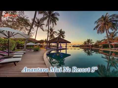 ТОП 5 отелей региона Фантьет, Вьетнам  2017-2018 год | Часть 2