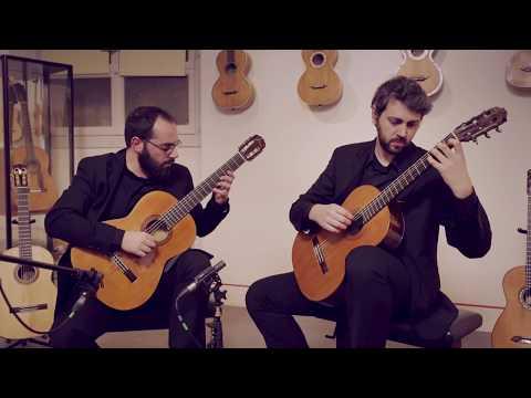 Duo Scarlatti | Andante e Variazoni (L. V. Beethoven)