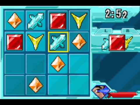 How about a game of Superman Fortress Of Solitude for the GBA