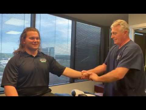 Your Houston Chiropractor Dr Greg Johnson Adjust Your Future Houston Chiropractor Tristan Wendt