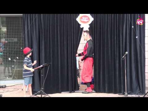 Festival des Humoristes avec la Cie Apogée