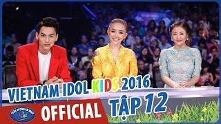 Vietnam Idol Kids - Thần Tượng Âm Nhạc Nhí 2016 Gala 6