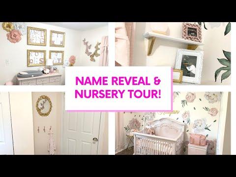 NAME REVEAL/NURSERY TOUR!!!Kaynak: YouTube · Süre: 48 dakika9 saniye