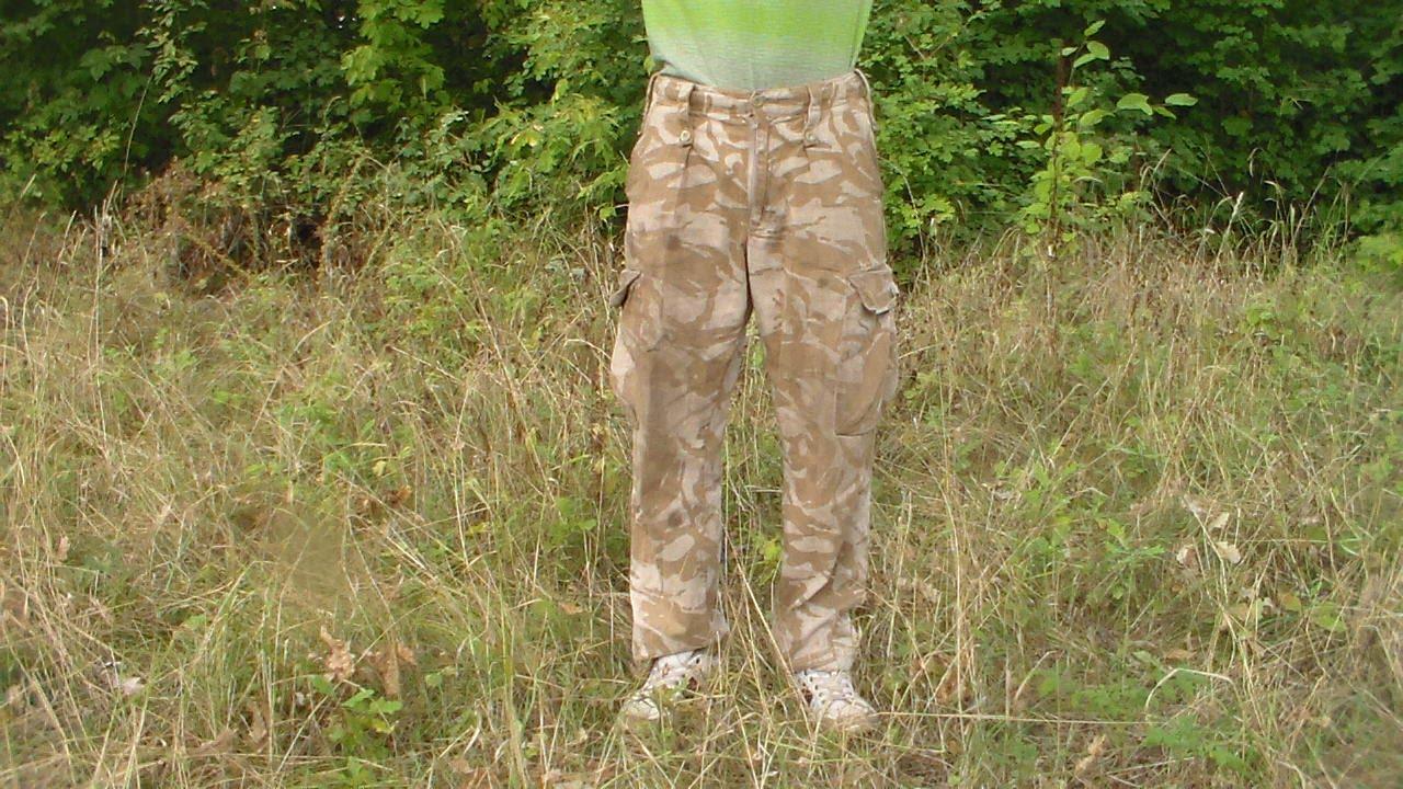 Британский камуфляж Куртка SAS Desert DPM - YouTube