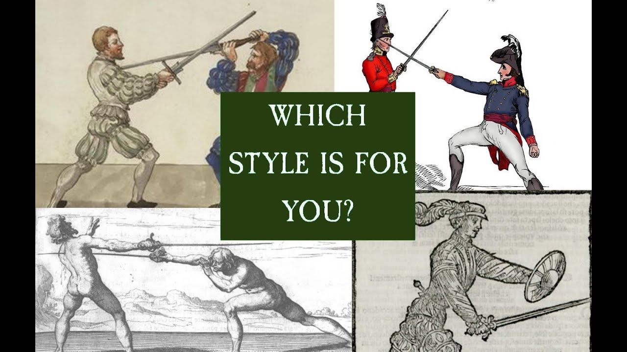 Download How to choose a HEMA style to practice