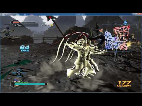 Lubu fighting Skill - Battle in Puyang/ 3DMGAME-Dynasty.Warriors.8.Empires