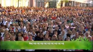 Lotta Engberg - Turistens klagan (Live @ Lotta På Liseberg 2011)