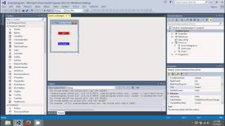 C# Beginners Tutorial - Simple Program using Visual Studio Express 2013
