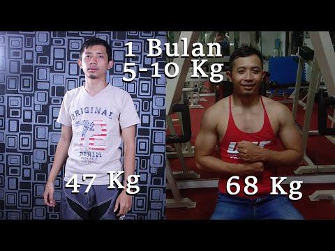 Gimana cara'y nurunin berat badan 10 kg dalam 1 minggu ?