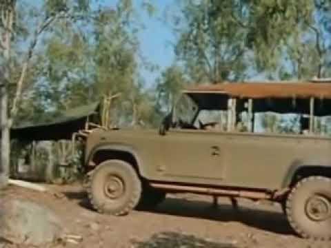 Les Hiddins - The Bush Tucker Man - Wildman part 2 of 2