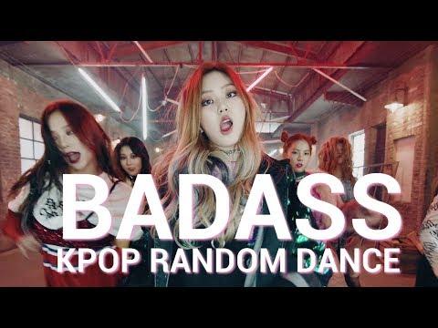 BADASS KPOP RANDOM DANCE CHALLENGE
