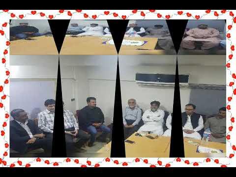 Today meeting of Al Jawwad secondary school karachi