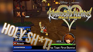 The Closest Kingdom Hearts Re:Coded Will Ever Get to an HD Remake!