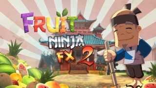 Fruit Ninja FX2 Arcade Videmption Game - Factory Video - Adrenaline Amusements
