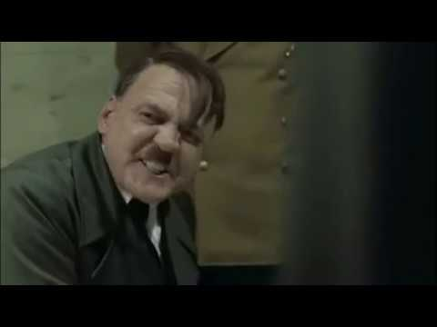 Ο Χίτλερ μαθαίνει για την αποχώρηση του Ολυμπιακού από το ΟΑΚΑ