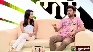 Actor Vimal & Priya Anand in Star Junction Promo (02/11/2014)