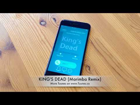 KING'S DEAD Ringtone - Jay Rock & Kendrick Lamar Tribute Marimba Remix Ringtone - iPhone & Android